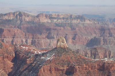 Grand Canyon from the sightseeing plane